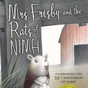 Mrs. Frisby and the Rats of NI is listed (or ranked) 23 on the list The Best Books for Fourth Graders