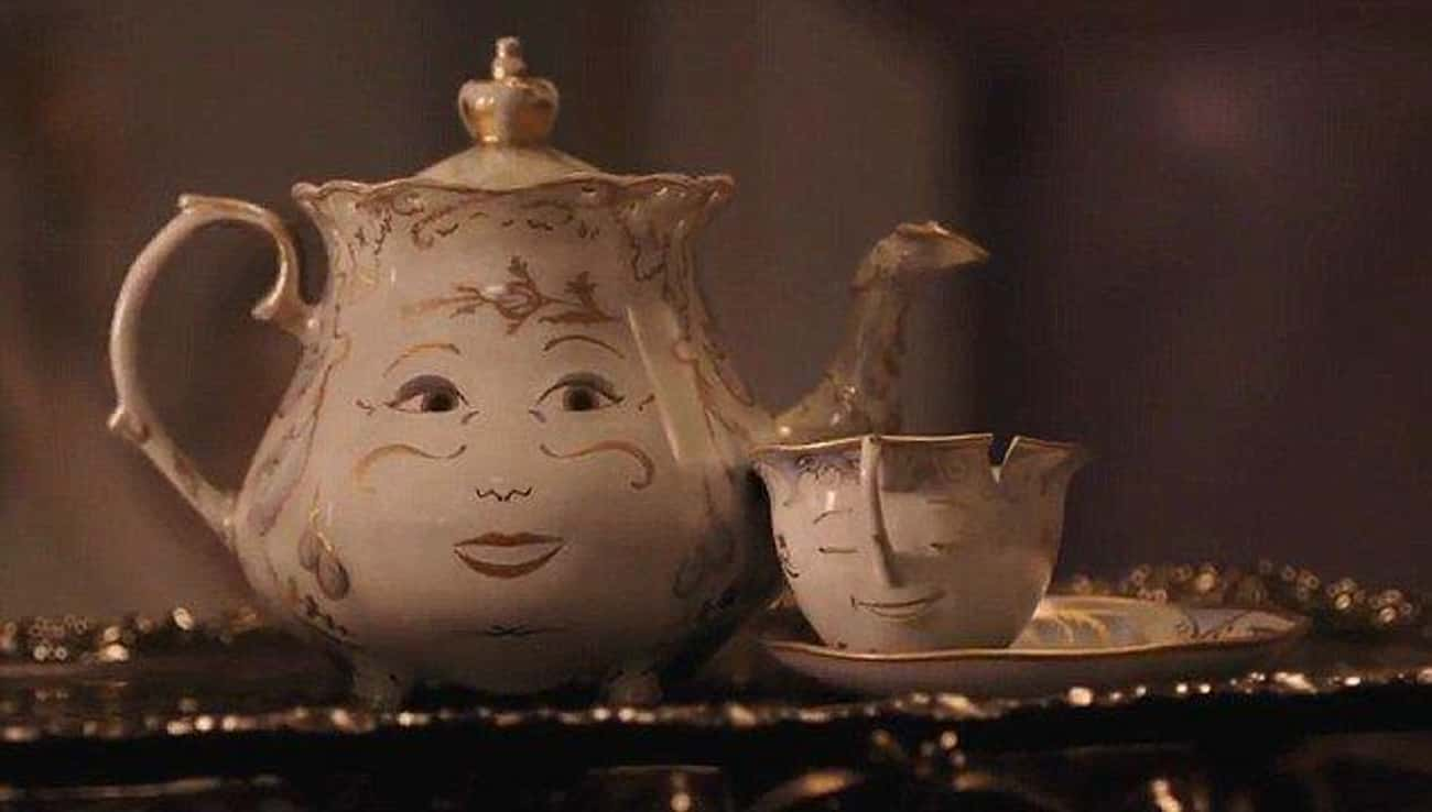 Mrs. Potts And Chip, 'Beauty And The Beast'