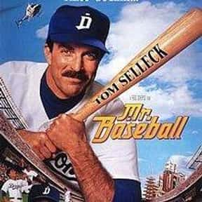 Mr. Baseball is listed (or ranked) 24 on the list The All-Time Best Baseball Films