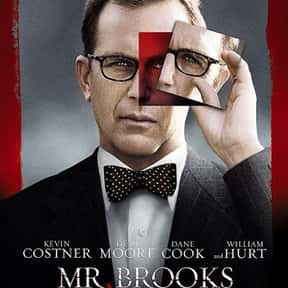 Mr. Brooks is listed (or ranked) 22 on the list The Best Kevin Costner Movies