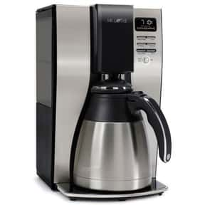 Mr. Coffee is listed (or ranked) 12 on the list The Best Coffee Maker Brands