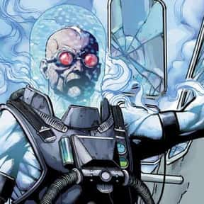 Mr. Freeze is listed (or ranked) 21 on the list The Best Characters from the Batman Universe