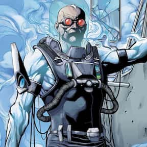 Mr. Freeze is listed (or ranked) 18 on the list The Greatest Villains In DC Comics, Ranked