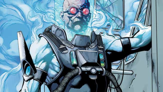 Mr. Freeze is listed (or ranked) 4 on the list Every Batman Villain Is Just A Reflection Of The Caped Crusader's Damaged Mind