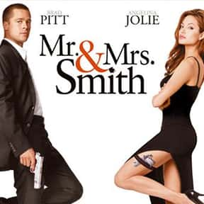 Mr. & Mrs. Smith is listed (or ranked) 19 on the list The Best Brad Pitt Movies