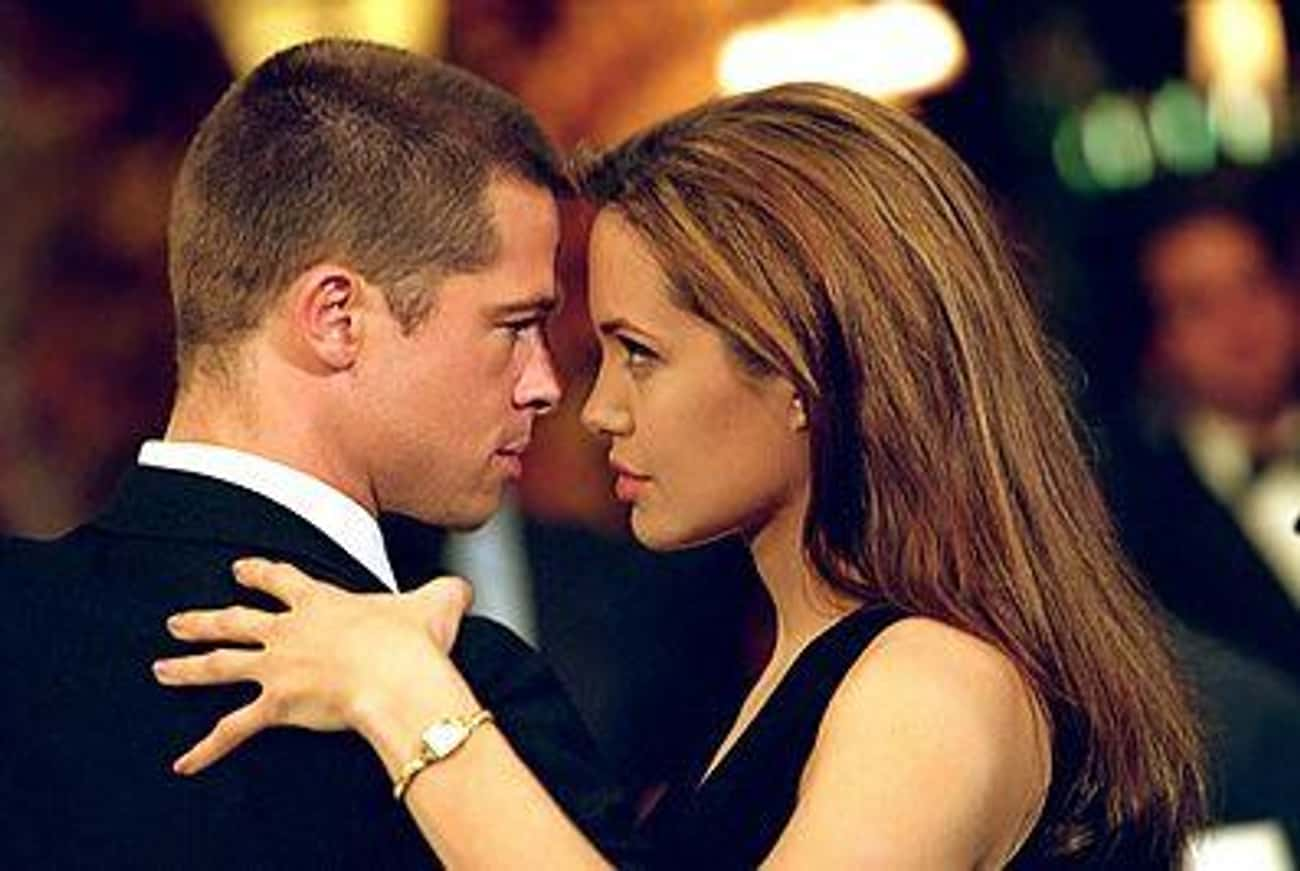Mr. & Mrs. Smith: Brad Pitt & Jennifer Aniston