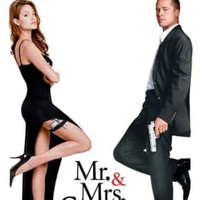 Mr. & Mrs. Smith is listed (or ranked) 2 on the list The Very Best Angelina Jolie Movies