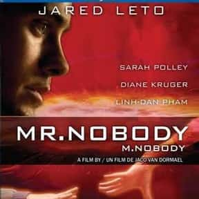 Mr. Nobody is listed (or ranked) 22 on the list The Best Mindf*ck Movies
