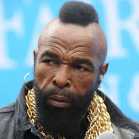 Mr. T is listed (or ranked) 8 on the list Famous TV Actors from Chicago