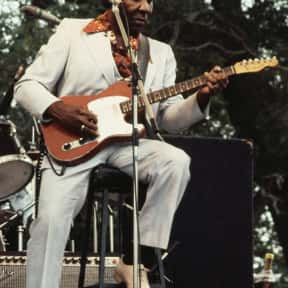 Muddy Waters is listed (or ranked) 17 on the list Rolling Stone: 100 Greatest Artists of All Time