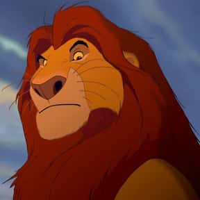 Mufasa is listed (or ranked) 2 on the list The Greatest Fictional Kings