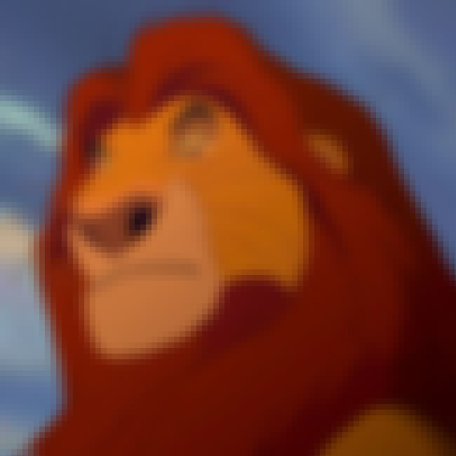 Mufasa is listed (or ranked) 1 on the list The Saddest Deaths in Kids Movies