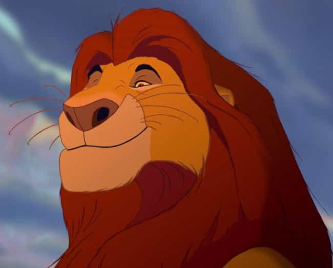 Mufasa is listed (or ranked) 3 on the list What All The Character Names In 'The Lion King' Actually Mean