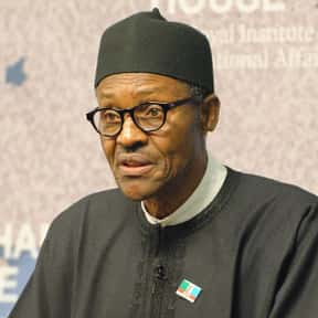 Muhammadu Buhari is listed (or ranked) 14 on the list Who Should Be TIME Magazine's Person of the Year 2015?