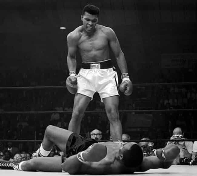 Muhammad Ali is listed (or ranked) 1 on the list 24 Famous Athletes Who Are Dyslexic