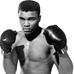 Muhammad Ali is listed (or ranked) 11 on the list The Best Boxers of the 20th Century