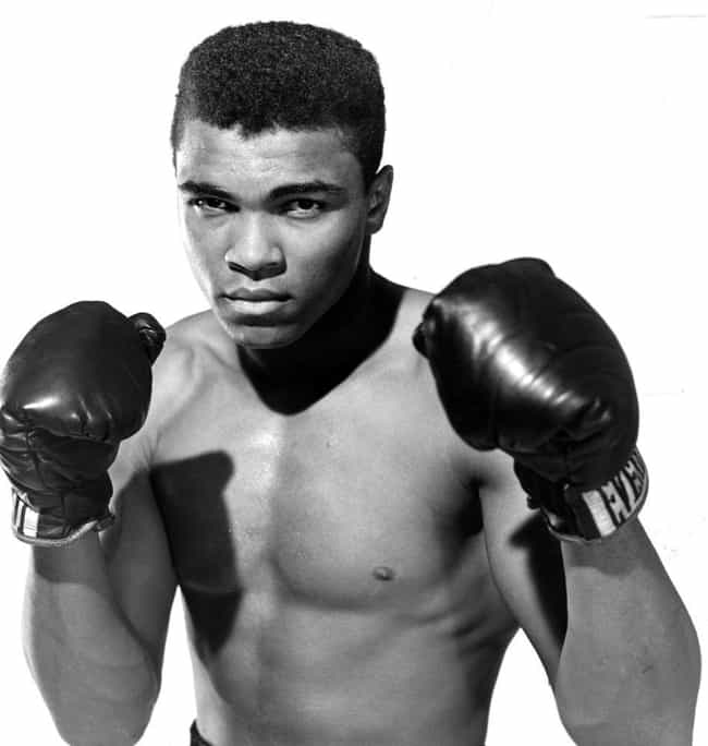 Muhammad Ali is listed (or ranked) 1 on the list 30 Things People Had Achieved by Age 30