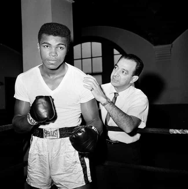 Muhammad Ali is listed (or ranked) 1 on the list How History's Most Famous Extroverts Changed History