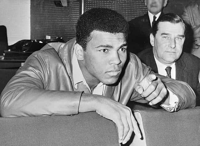 Muhammad Ali is listed (or ranked) 2 on the list Famous Capricorn Celebrities