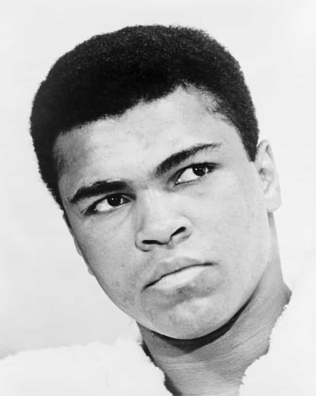 Muhammad Ali is listed (or ranked) 3 on the list Famous People Who Converted To Islam