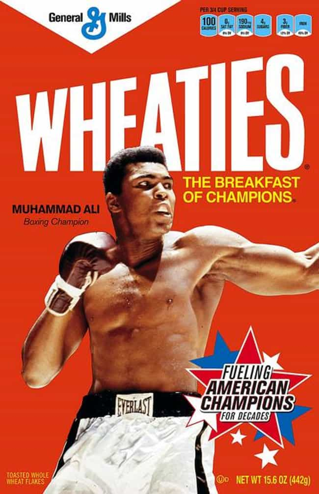Muhammad Ali is listed (or ranked) 1 on the list 10 Sport Heroes Who Are Actually Heroes