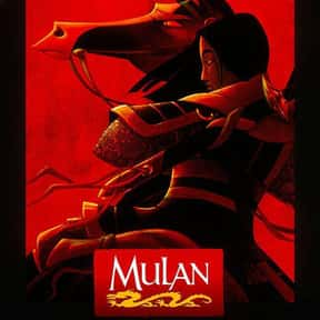 Mulan is listed (or ranked) 3 on the list The Best Intelligent Animated Movies of All Time
