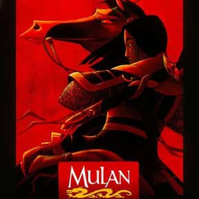 Mulan is listed (or ranked) 6 on the list The Best Cross-Dressing Movies