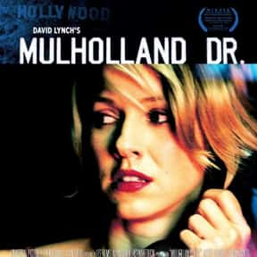 Mulholland Drive is listed (or ranked) 1 on the list The Most Confusing Movies Ever Made