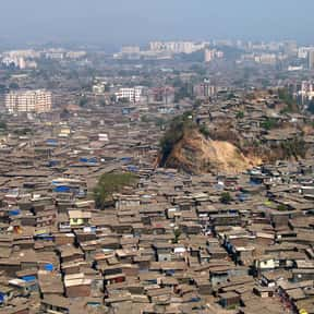 Mumbai is listed (or ranked) 5 on the list The World's Most Densely Populated Places