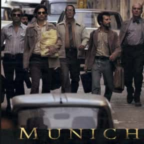 Munich is listed (or ranked) 22 on the list The Best Steven Spielberg Movies