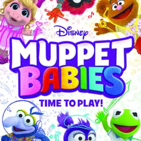Muppet Babies is listed (or ranked) 21 on the list The Best Animated TV Shows Of 2018