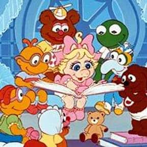 Muppet Babies is listed (or ranked) 24 on the list The Best Saturday Morning Cartoons for Mid-'80s — '90s Kids