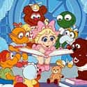 Muppet Babies is listed (or ranked) 25 on the list The Best Kids Cartoons of All Time