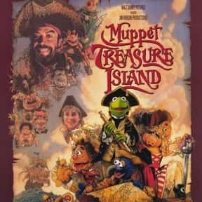Muppet Treasure Island is listed (or ranked) 16 on the list The Best Pirate Movies