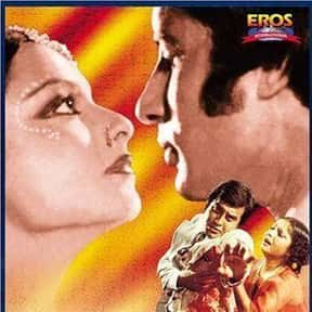 Muqaddar Ka Sikandar is listed (or ranked) 4 on the list The Best Amitabh Bachchan Movies