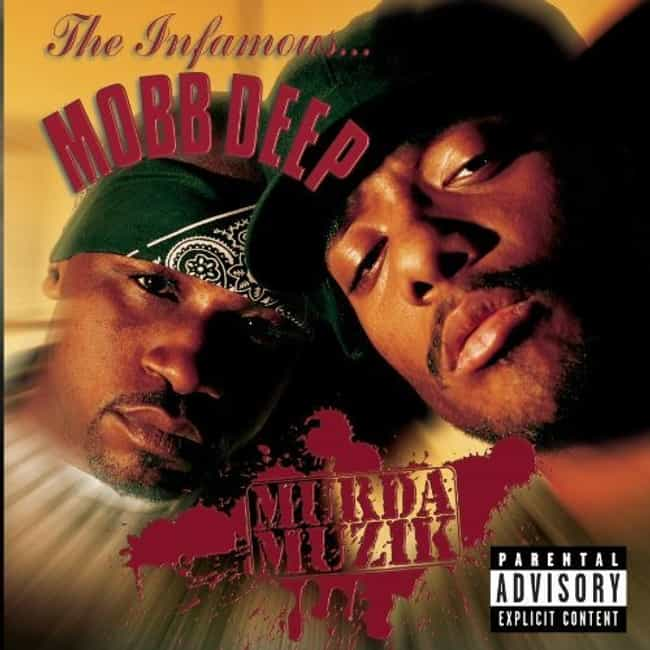 Murda Muzik is listed (or ranked) 3 on the list The Best Mobb Deep Albums of All Time