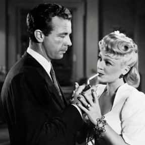 Murder, My Sweet is listed (or ranked) 15 on the list The Greatest Classic Noir Movies, Ranked