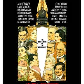 Murder on the Orient Express is listed (or ranked) 11 on the list The Best Mystery Movies