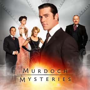 Murdoch Mysteries is listed (or ranked) 22 on the list The Best Crime Shows on TV Right Now