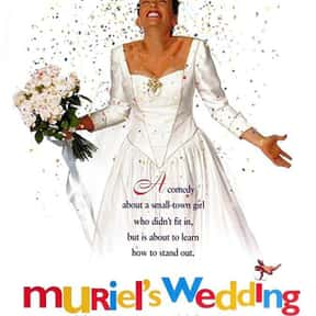 Muriel's Wedding is listed (or ranked) 22 on the list The Best Romance Movies Rated R