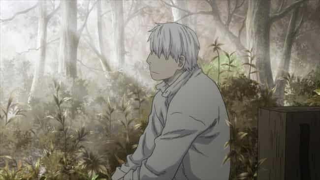 Mushishi is listed (or ranked) 2 on the list The Best Anime Like Spirited Away
