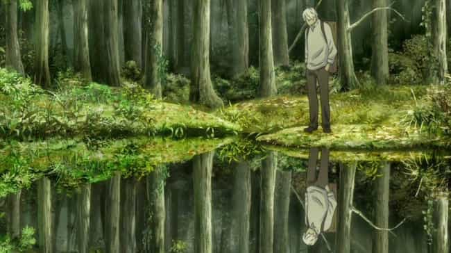 Mushishi is listed (or ranked) 4 on the list 15 Anime That Will Turn Your Parents Into Total Otaku