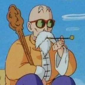 Master Roshi is listed (or ranked) 23 on the list The Greatest Anime Characters That Smoke