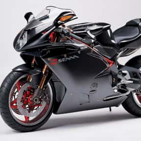 MV Agusta is listed (or ranked) 10 on the list The Best Motorcycle Brands
