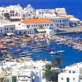 Mykonos is listed (or ranked) 19 on the list The Best Honeymoon Destinations
