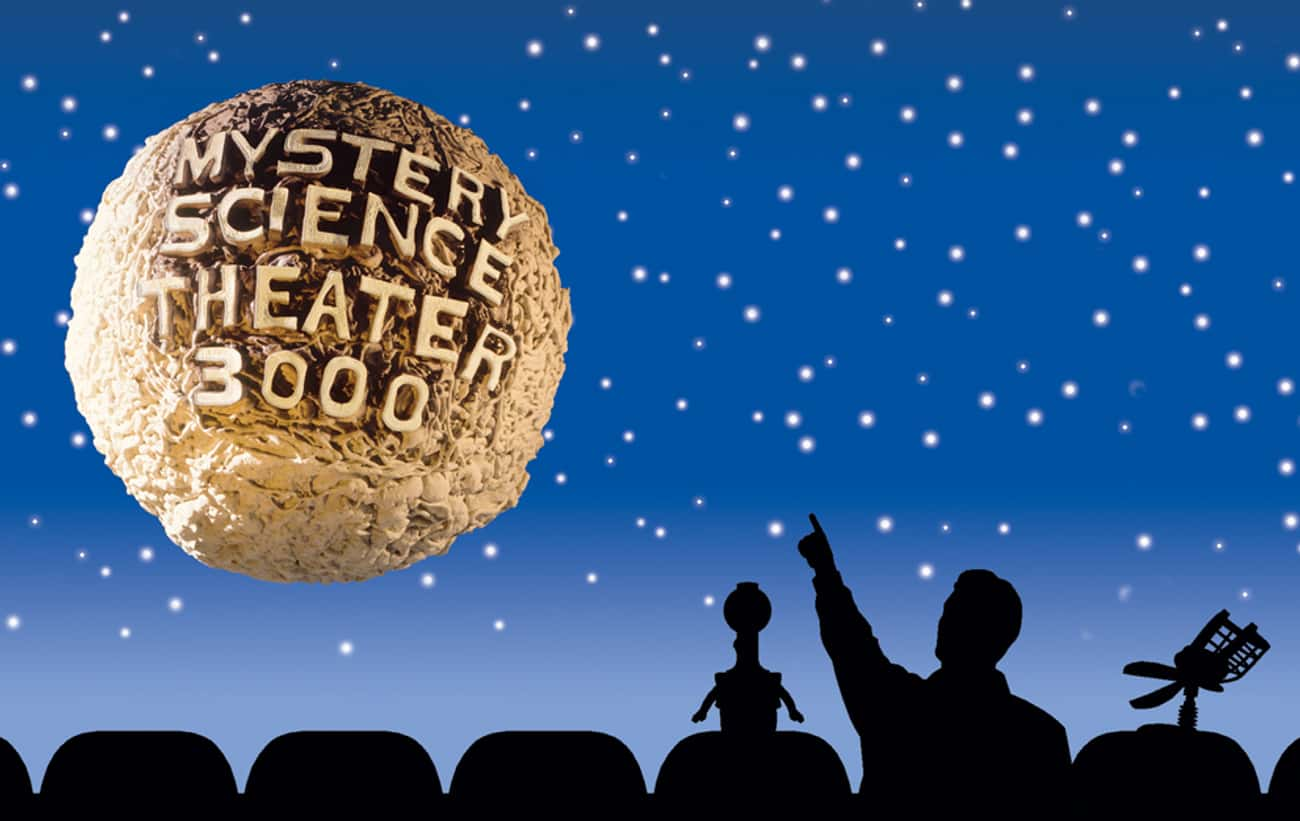 Mystery Science Theater 3000 is listed (or ranked) 4 on the list Longest Running Sci-Fi TV Shows