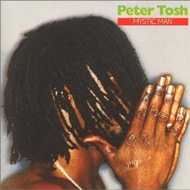 Mystic Man is listed (or ranked) 4 on the list The Best Peter Tosh Albums of All Time