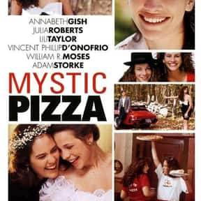 Mystic Pizza is listed (or ranked) 2 on the list Great Movies Set Along the Coast