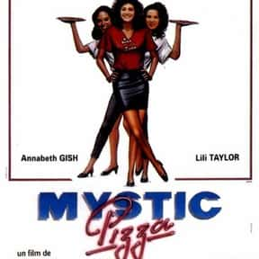 Mystic Pizza is listed (or ranked) 13 on the list The Best Movies About Female BFFs, Ranked