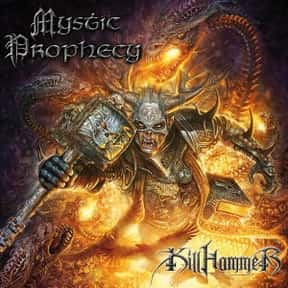Mystic Prophecy is listed (or ranked) 15 on the list German Thrash Metal Bands List